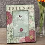 Friends Floral FramesFriends Floral Frames