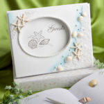 Finishing Touches Collection Beach Themed Wedding Guest BookFinishing Touches Collection Beach Themed Wedding Guest Book