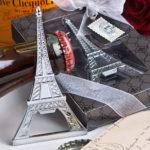 Paris Eiffel Tower Bottle Opener FavorParis Eiffel Tower Bottle Opener Favor