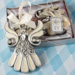 Shimmering Angel OrnamentsShimmering Angel Ornaments