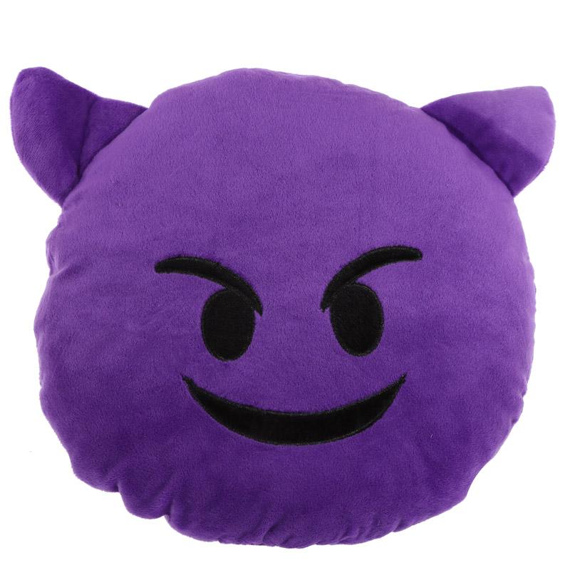 Angry Emotive Cushion