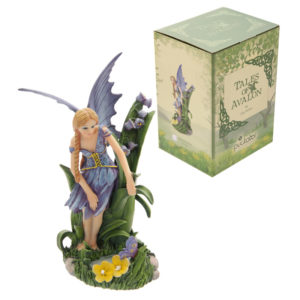 Bluebell Dream Collectable Tales of Avalon Fairy