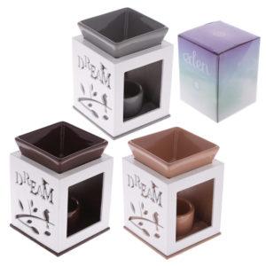Ceramic and Wood Oil Burner - DREAM