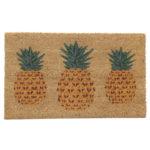 Coir Door Mat - Pineapple