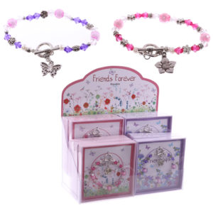 Collectable Forever Friends Beaded Bracelet
