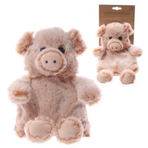 Cute Pig Design Snuggables Microwavable Warmer