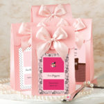 Pink Delivered With Love Boxes
