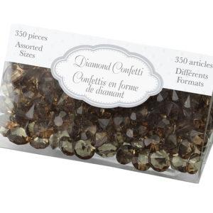 Diamond Confetti BrownDiamond Confetti -Brown
