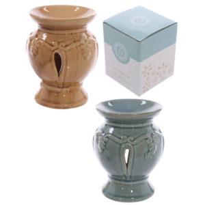 Decorative Ceramic Urn Shape Oil Burner