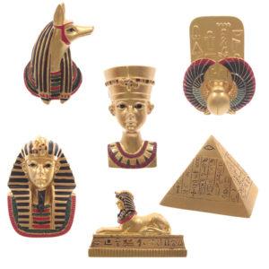 Decorative Gold Egyptian Magnet