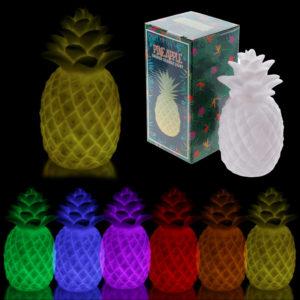 Decorative LED Light - Colour Change Pineapple