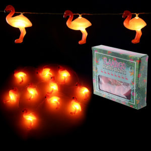 Decorative LED Light - Flamingo String