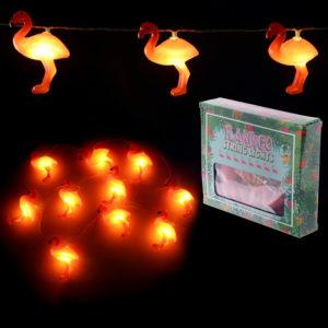 Decorative LED Light - Flamingo String