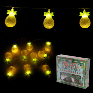 Decorative LED Light - Pineapple String