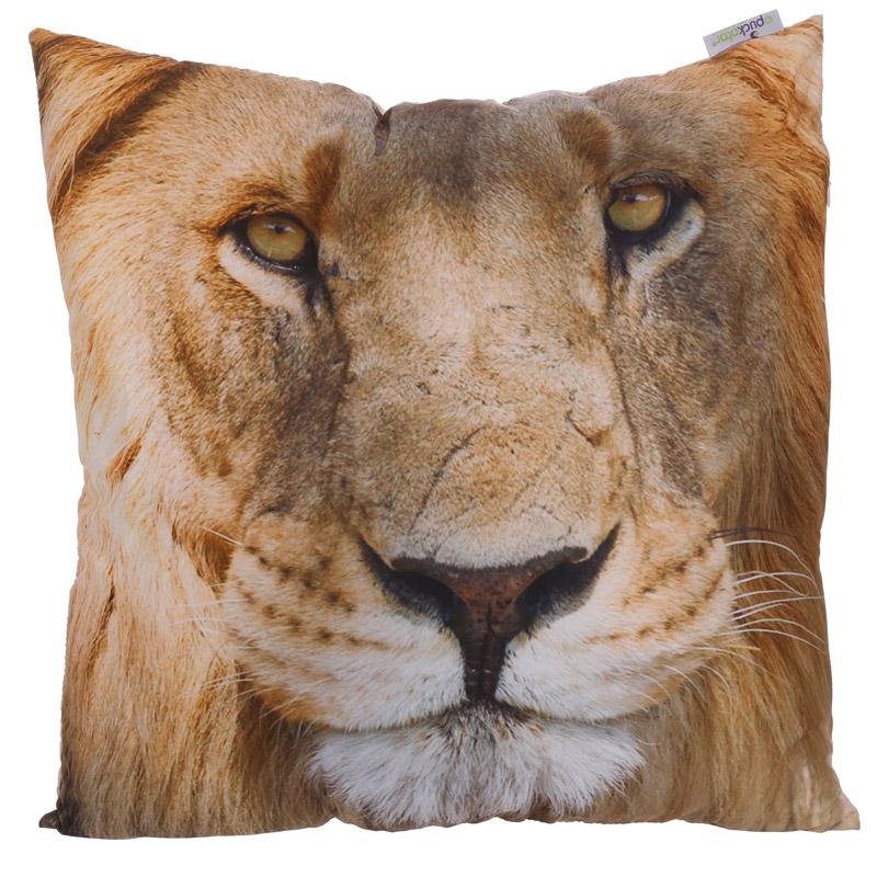 Decorative Lion Cushion