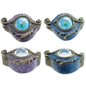 Dragon Eye Large Dark Legends Trinket Box