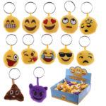 Emoti Sound Plush Keyring with Display