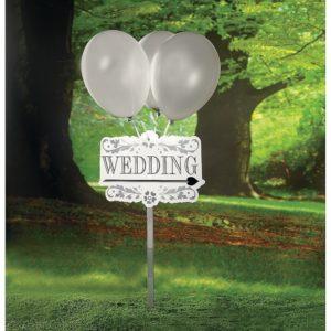 Wedding Garden Balloon And Sign KitWedding Garden Balloon And Sign Kit