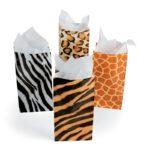 12 x Animal Print Bags12 x Animal Print Bags