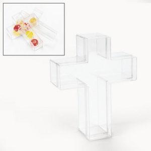 Plastic Cross ContainersPlastic Cross Containers