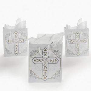 Religious Cross Gift BagsReligious Cross Gift Bags