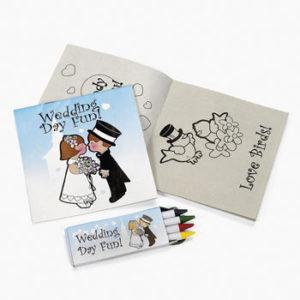 Children's Wedding Activity SetChildren's Wedding Activity Set
