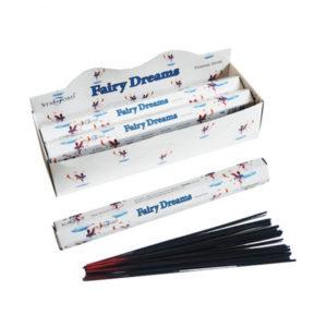 Fairy Dreams Stamford Hex Incense Sticks