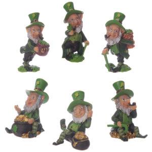 Fun Collectable Lucky Leprechaun Figurines