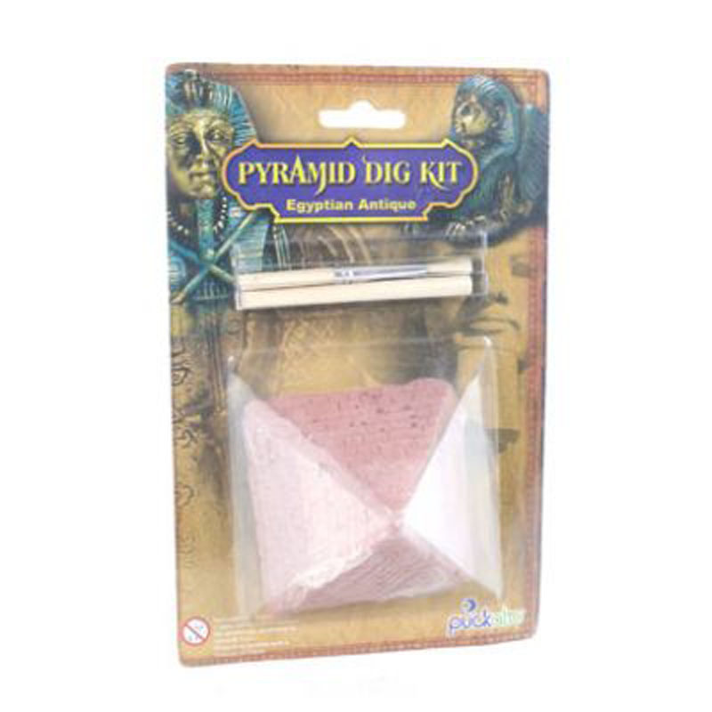Fun Excavation Dig it Out Kit - Egyptian Pyramid