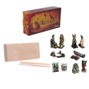 Fun Excavation Dig it Out Kit - Egyptian Treasure