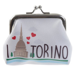 Fun I Heart Torino Tic Tac Change Purse