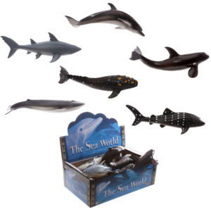 Fun Kids Collectable Sealife Animals