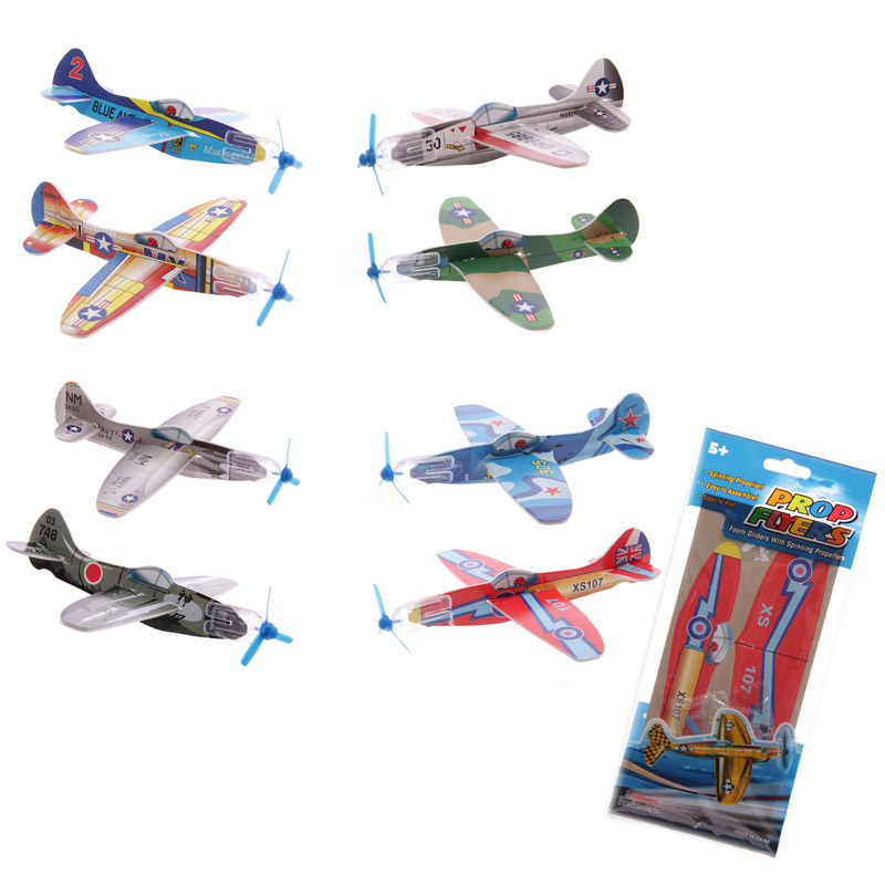 Fun Kids Creative Build Your Own Prop Flyer Double Pack