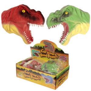 Fun Kids Dinosaur Hand Puppets