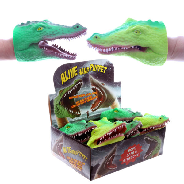 Fun Kids Puppet – Crocodile Head