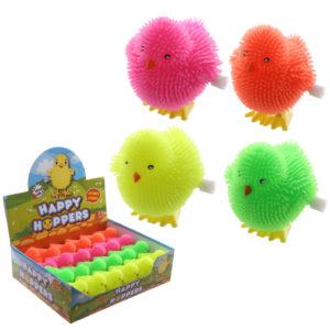 Fun Kids Squidgy Hopping Chick