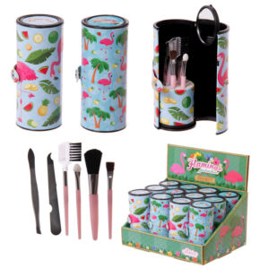Fun Make Up Utensil Kit - Flamingo