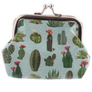 Fun Mini Coin Purse - Cactus