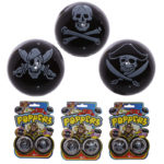Fun Novelty Kids Pirate Poppers