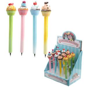 Fun Novelty Sweet Cupcake Pen