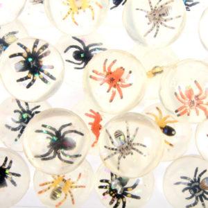 Fun Spider 3D Rubber Bouncy Ball