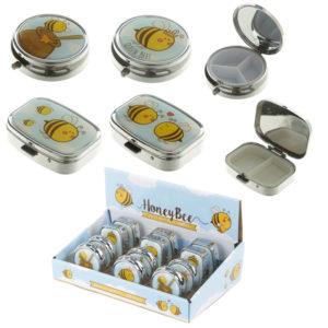 Handy Bee Design Pill Box
