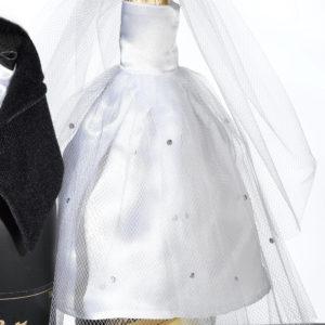 Bride Bottle CoverBride Bottle Cover