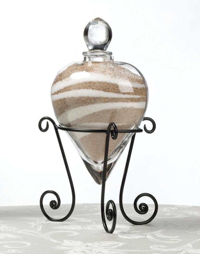 Unity Sand Heart Vase