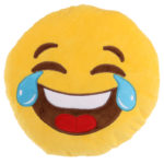 Laughing Emotive Cushion