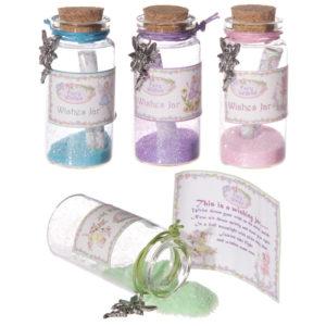 Magical Fairy Glitter Wishing Jar