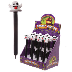 Novelty Collectable Character Pen - Ghost