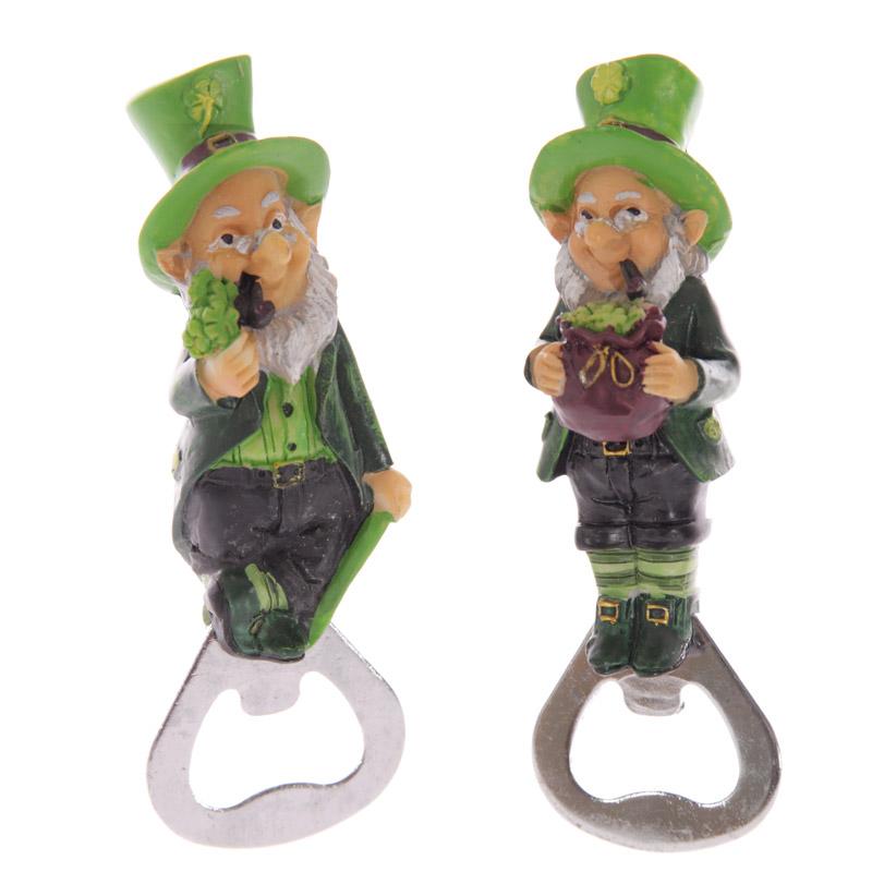 Novelty Lucky Leprechaun Bottle Opener