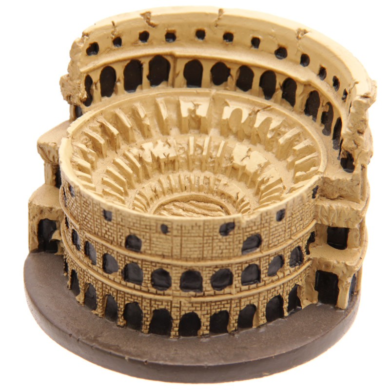 Novelty Roman Coliseum Collectable Figurine