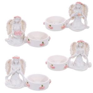 Rose Angels - Tea Light Holder